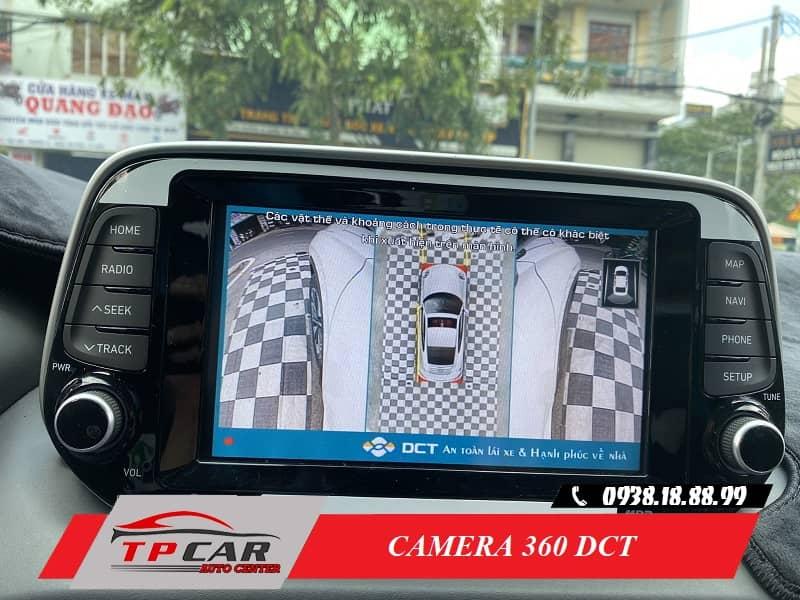 camera 360 dct có cấu hình mạnh mẽ và tính năng hiện đại